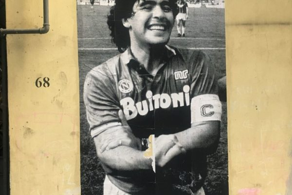 5 quotes van Maradona over Napels
