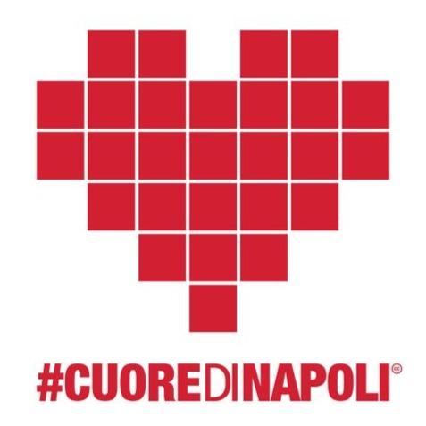 #CuorediNapoli (het hart van Napels)