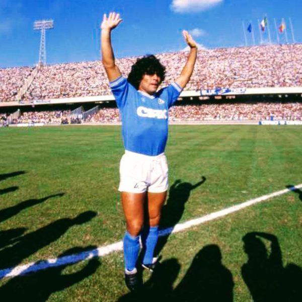Een oneindige liefde: Maradona en Napels