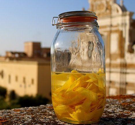 zelf limoncello maken napels