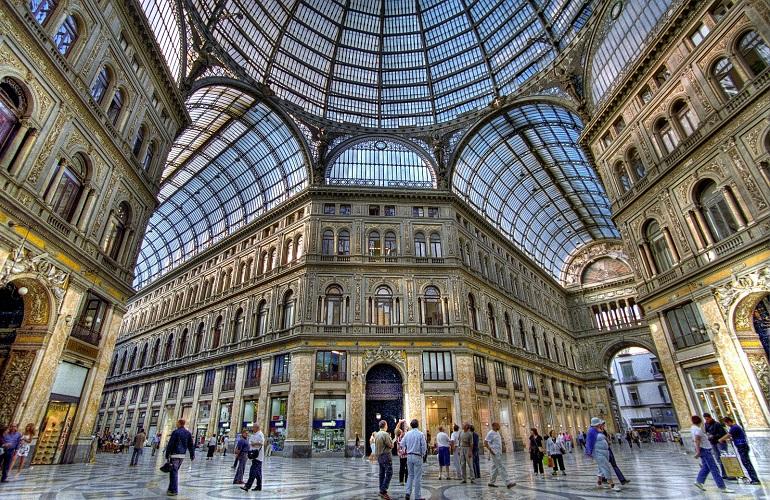 Galleria Umberto 1 napels