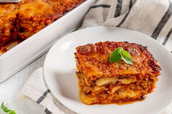 Recept voor Parmigiana di melanzane
