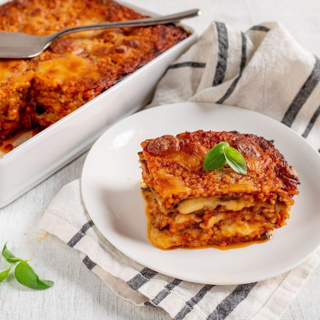 recept parmigiana di melanzane