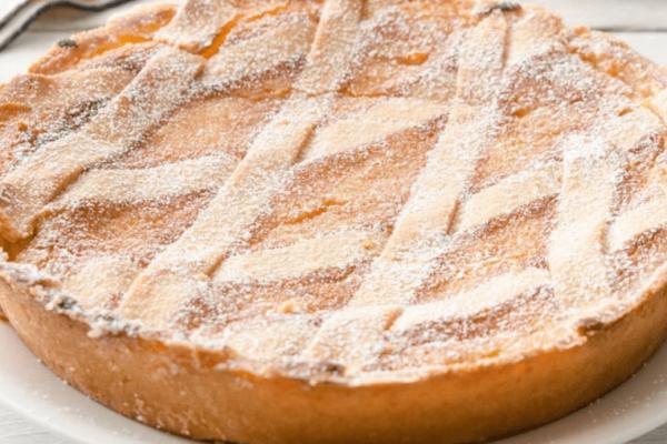 Recept voor de Napolitaanse Pastiera