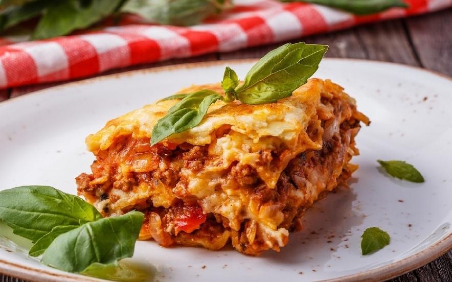 recept zelf lasagne maken