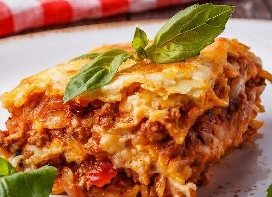 Het recept voor de klassieke lasagne