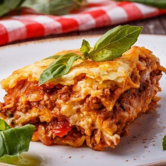 recept lasagne maken