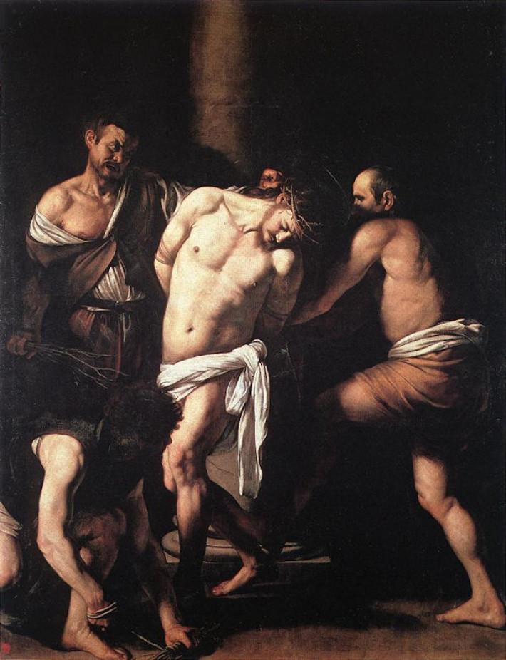 De geseling van Christus Caravaggio