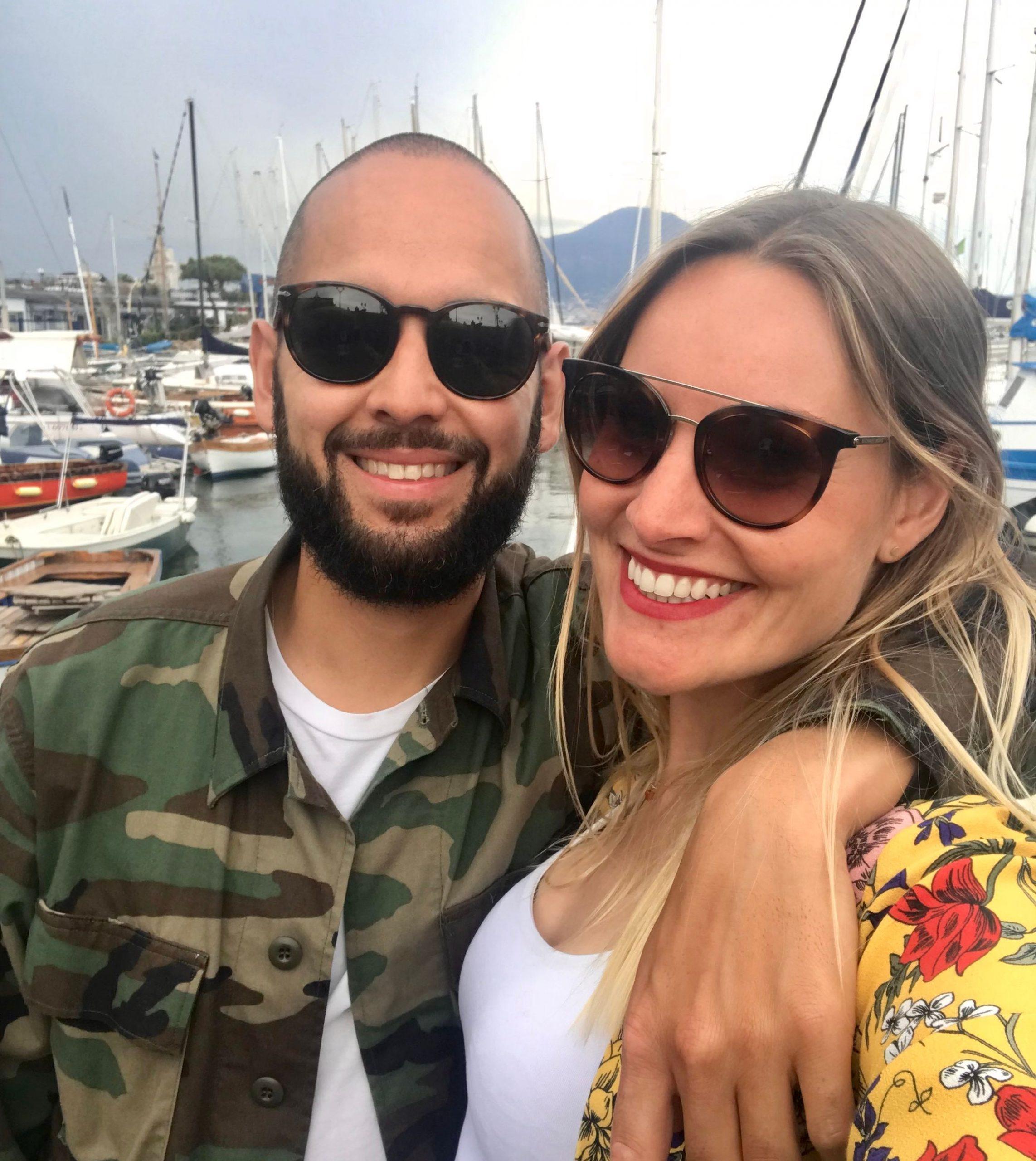 Joel & Iris van Ontdek Napels