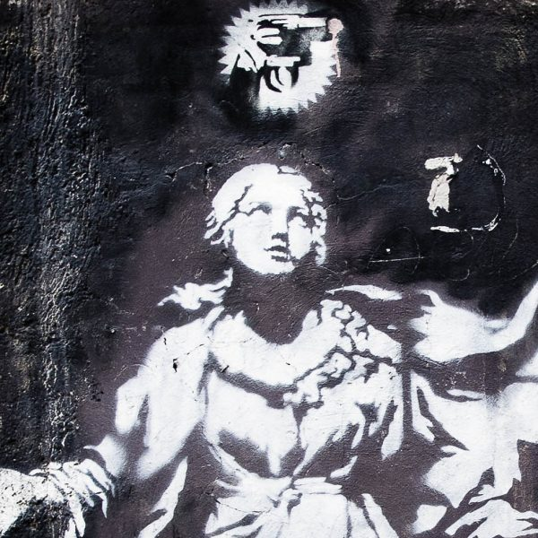 Banksy in Napels