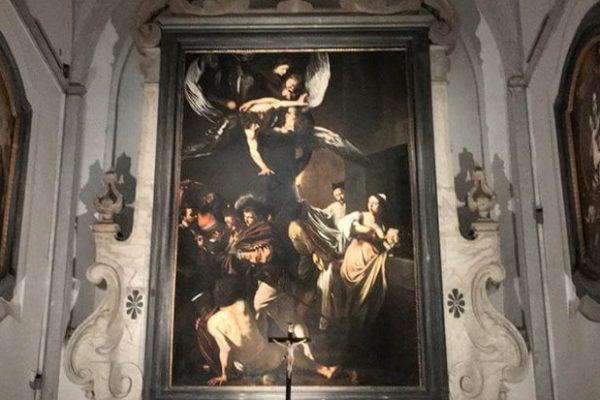 Caravaggio in Napels