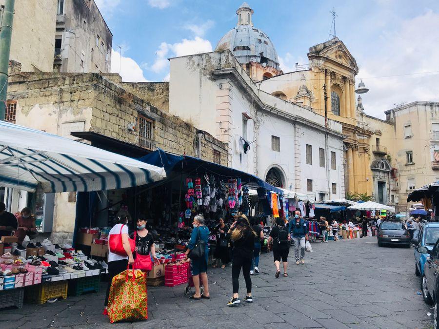 Mercato di Sant Anna