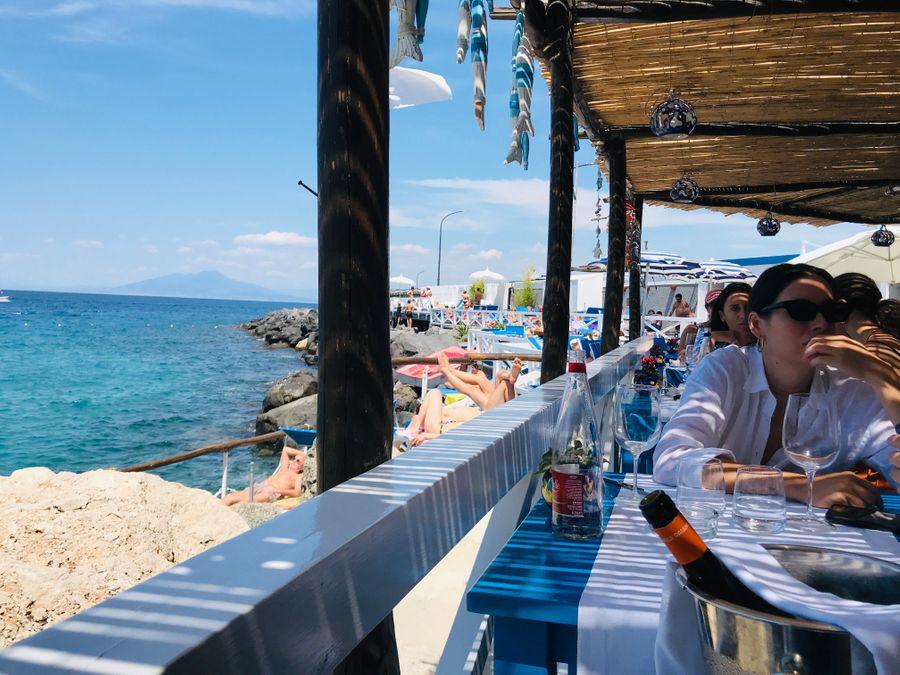 Restaurant Lo Smeraldo