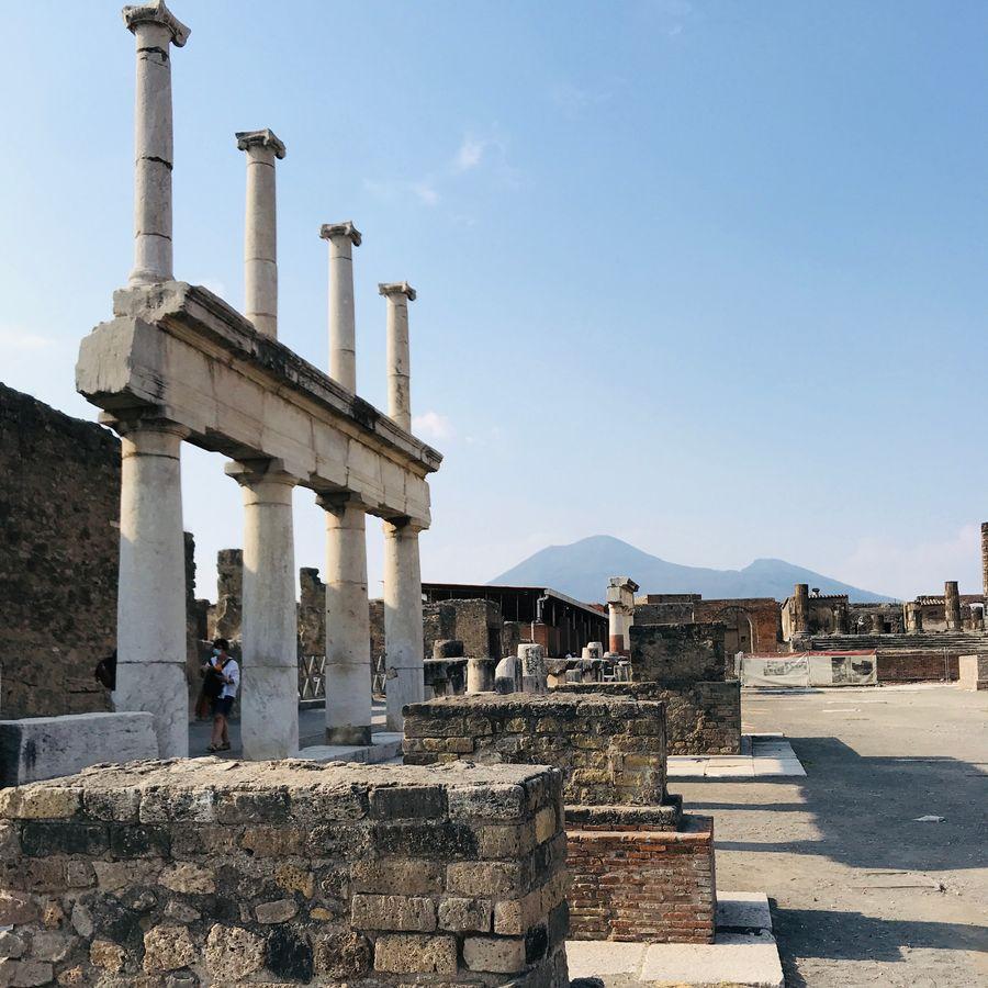 Pompeii Nederlandstalige gids