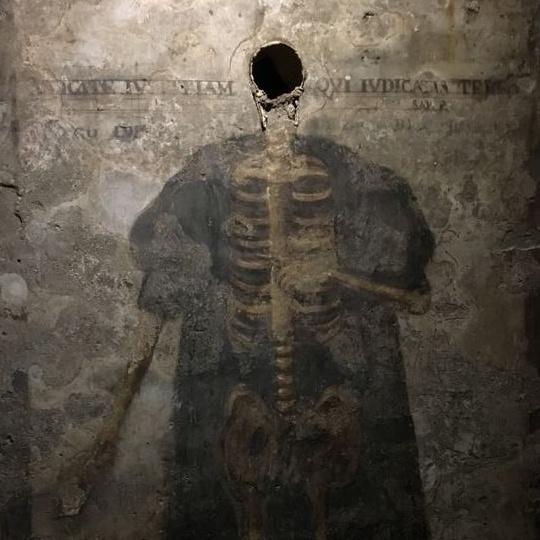 De catacomben van San Gaudioso