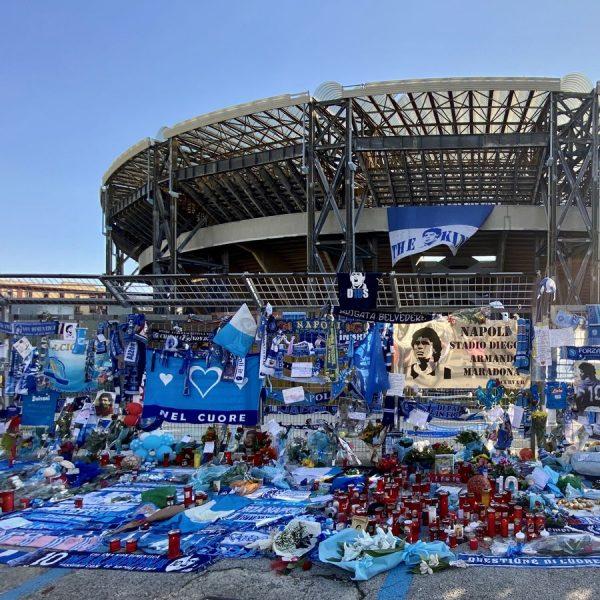Stadio Diego Armando Maradona in Napels
