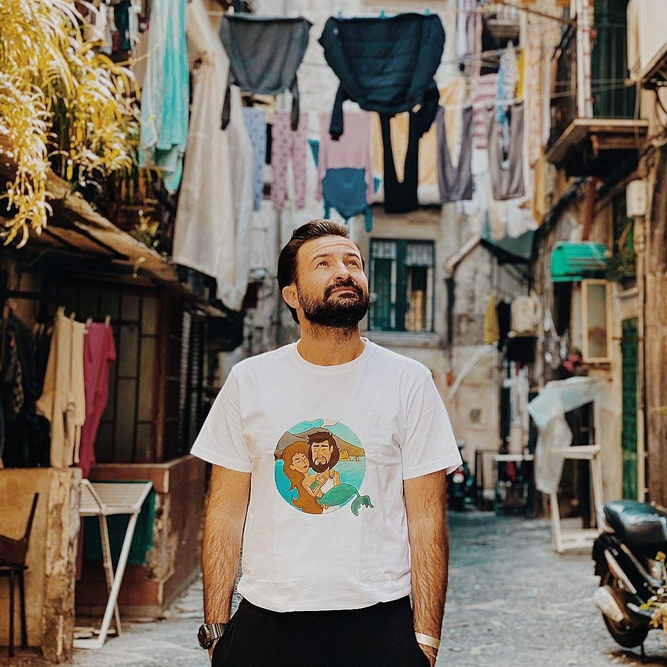 Gaetano in Rione Sanita