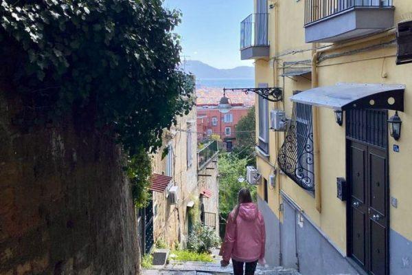 Il Moiariello: een wandeling in het hart van Napels