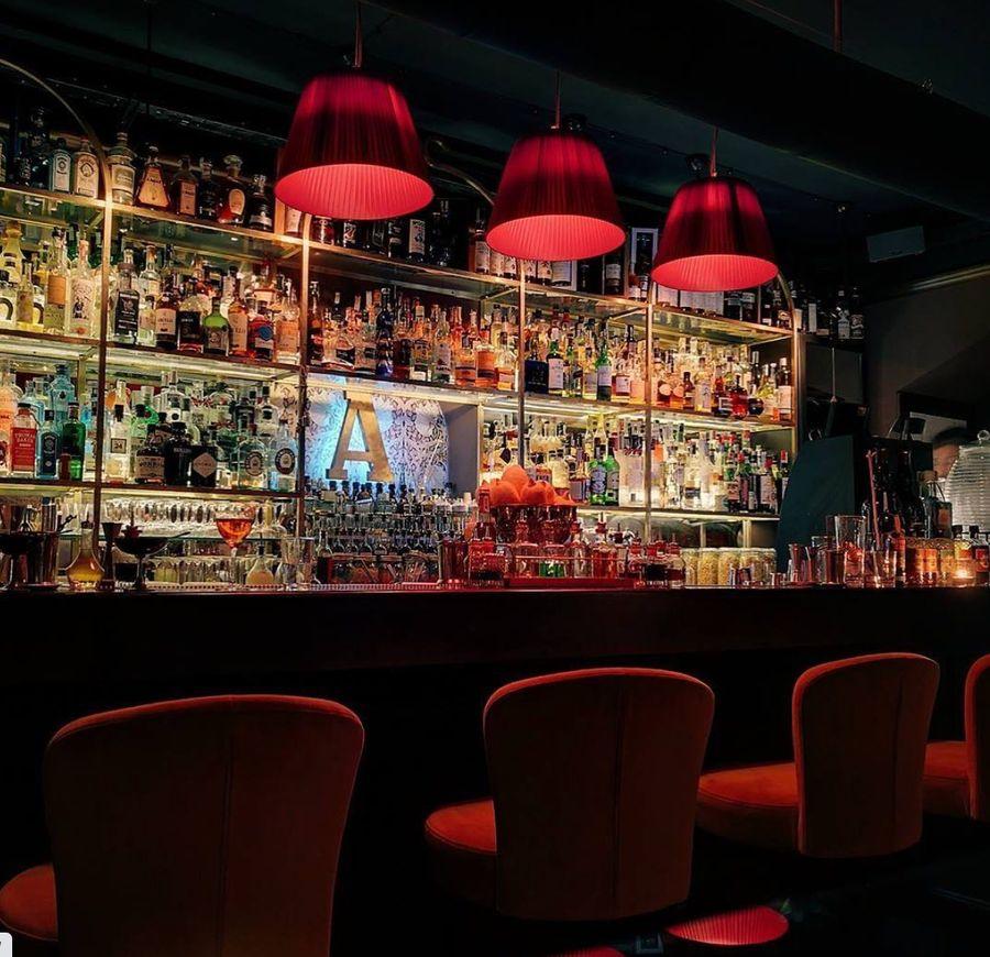 Cocktailbar Napels