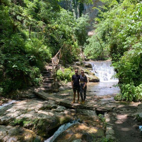 Wandeling door de Valle delle Ferriere