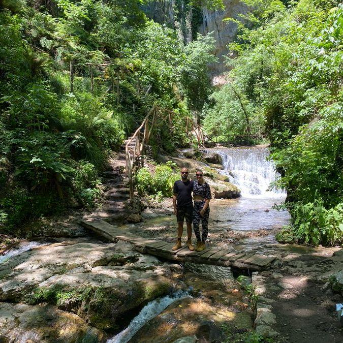 wandelen Amalfikust