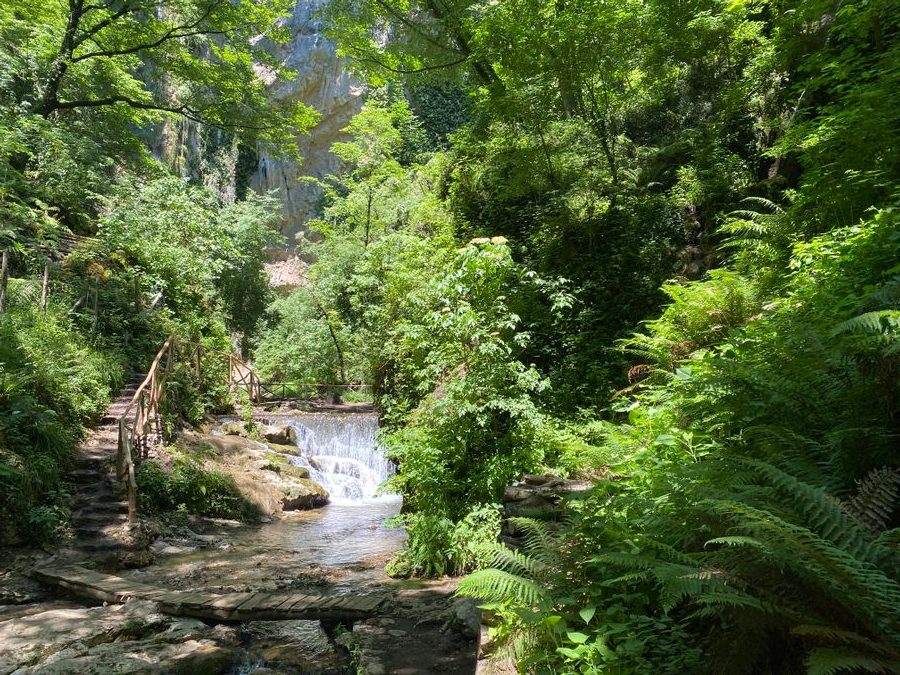 Het paradijs Valle delle Ferriere