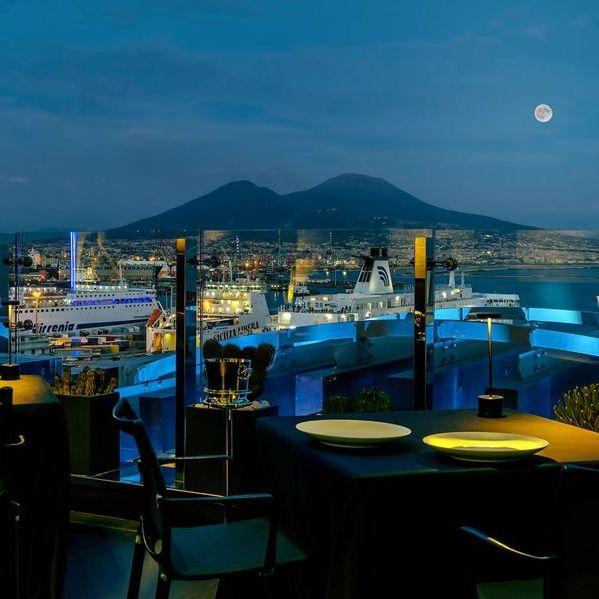 Luxe restaurants in Napels